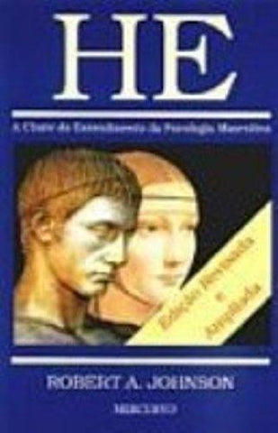 HE - A CHAVE DO ENTENDIMENTO DA PSICOLOGIA MASCULINA-Book-Palm Beach Bookery