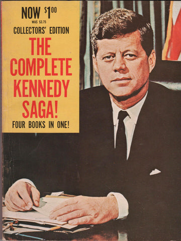 The Complete Kennedy Saga - Publisher Jim Matthews-Book-Palm Beach Bookery