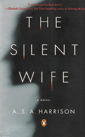 "THE SILENT WIFE By""A.S.A. Harrison-Book-Palm Beach Bookery"