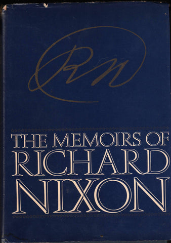 THE MEMOIRS OF RICHARD NIXON By: Richard Nixon-Book-Palm Beach Bookery