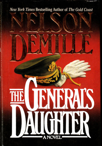THE GENERAL'S DAUGHTER By: Nelson Demille-Books-Palm Beach Bookery