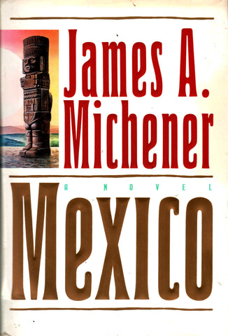 MEXICO By: James A. Michenor-Books-Palm Beach Bookery
