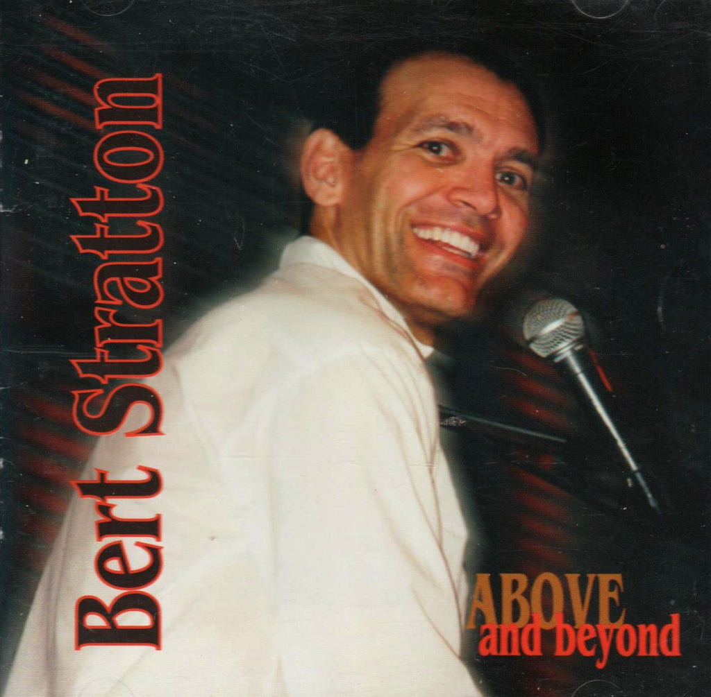 Bert Stratton - Above and Beyond-CDs-Palm Beach Bookery
