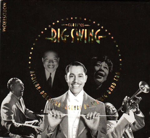 Various Artists - Big Swing (Classics) African American Legacy-CDs-Palm Beach Bookery
