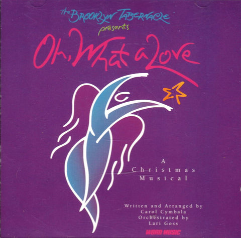 Brooklyn Tabernacle Choir - Oh, What a Love : A Christmas Musical-CDs-Palm Beach Bookery