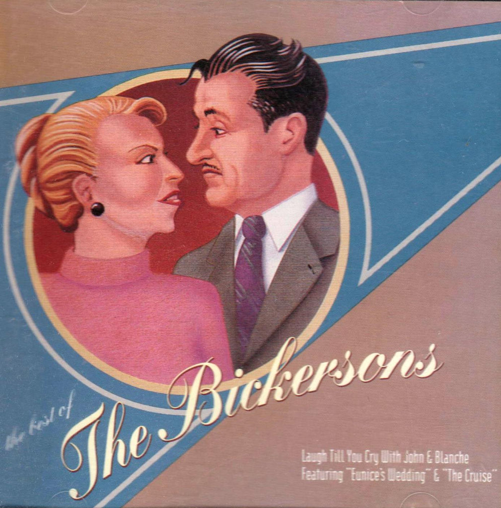 Bickerson -The Best of the Bickerson's, Volume 5-CDs-Palm Beach Bookery