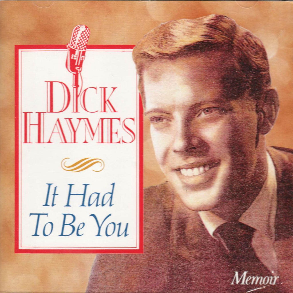 Dick Haymes - It Had to Be You-CDs-Palm Beach Bookery