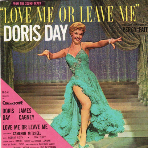 Doris Day - Love Me Or Leave me-CDs-Palm Beach Bookery