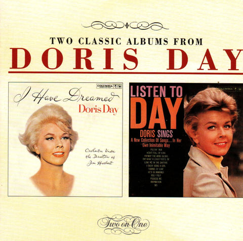 Doris Day - I Have Dreamed / Listen To Day-CDs-Palm Beach Bookery
