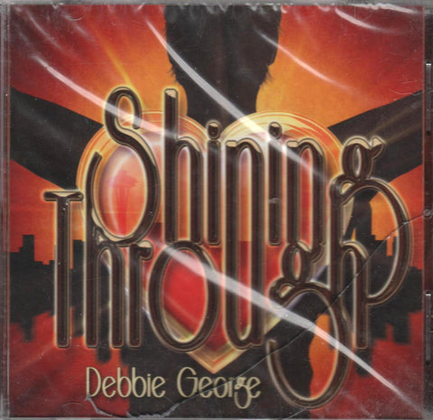 Debbie George - Shining Through-CDs-Palm Beach Bookery