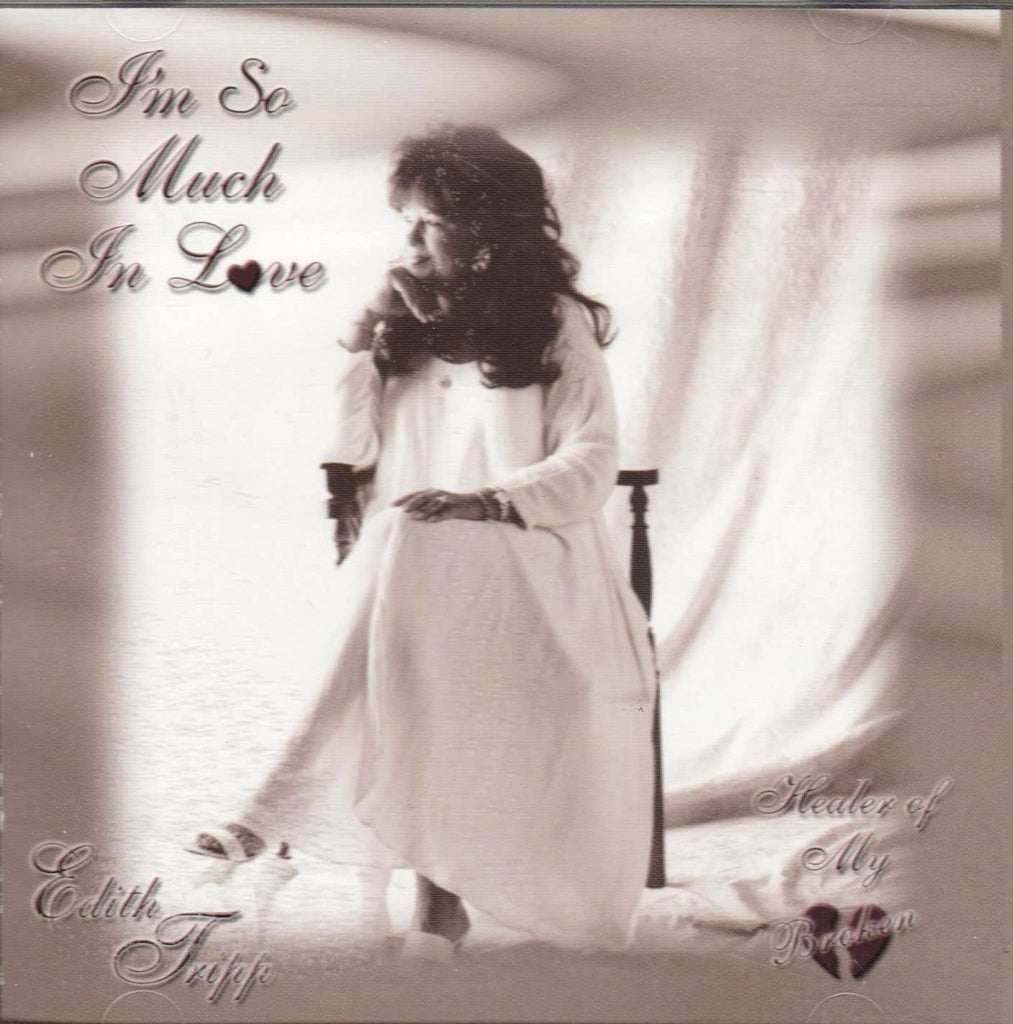 Edith Tripp - I'm So Much in Love-CDs-Palm Beach Bookery