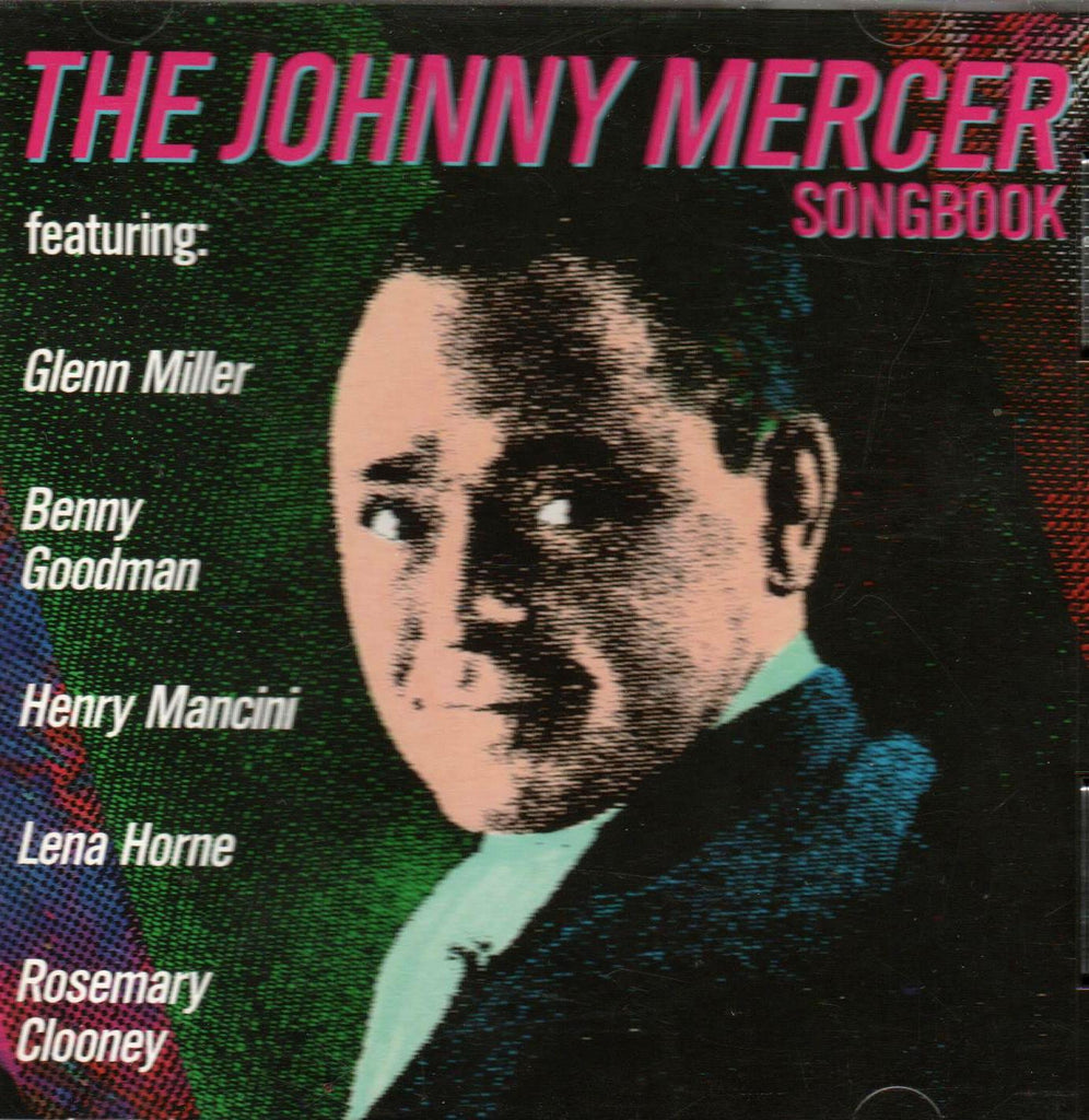 Johnny Mercer - The Johnny Mercer Songbook-CDs-Palm Beach Bookery