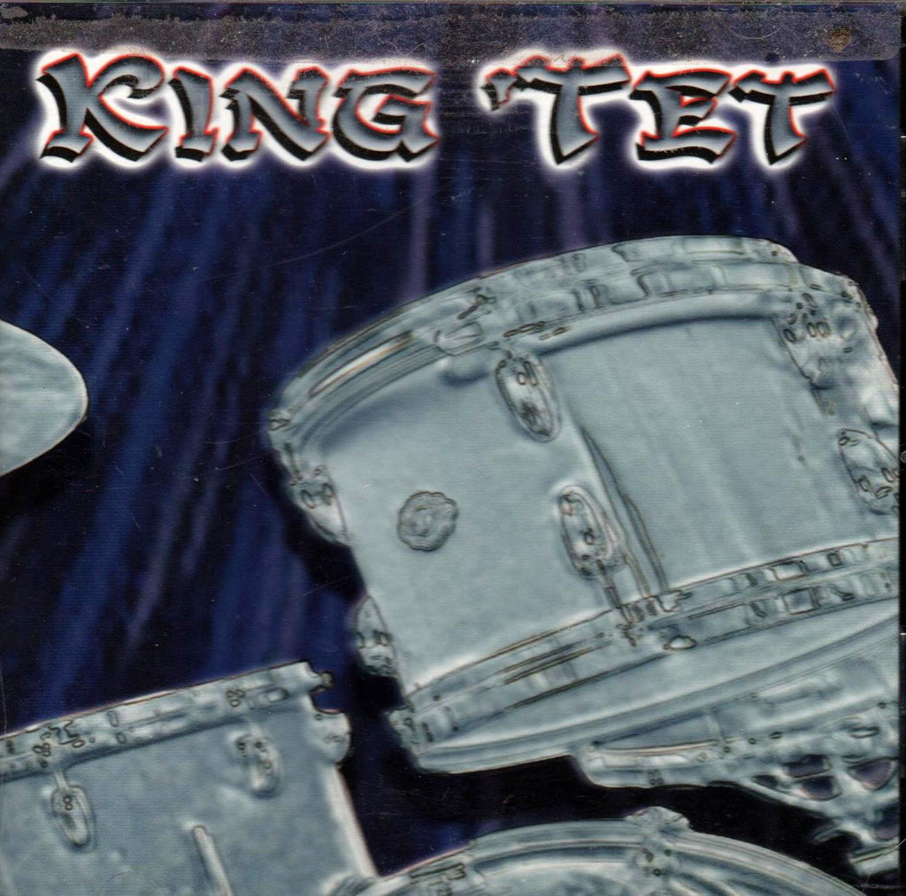 King Tet - Formerly Known As-CDs-Palm Beach Bookery