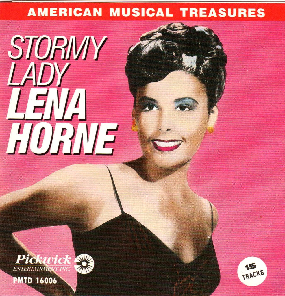 Lena Horne - Stormy Lady-CDs-Palm Beach Bookery