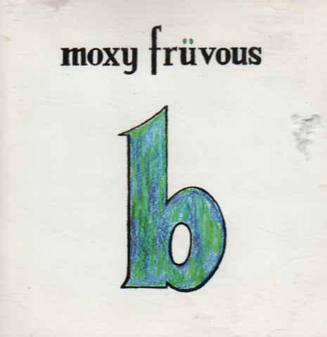 Moxy fruvous - The B Album-CDs-Palm Beach Bookery