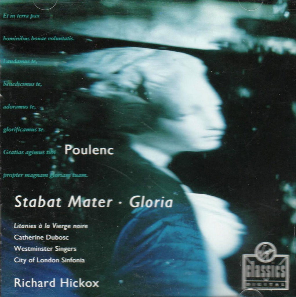 Various Artists - Gloria Stabat Mater-CDs-Palm Beach Bookery