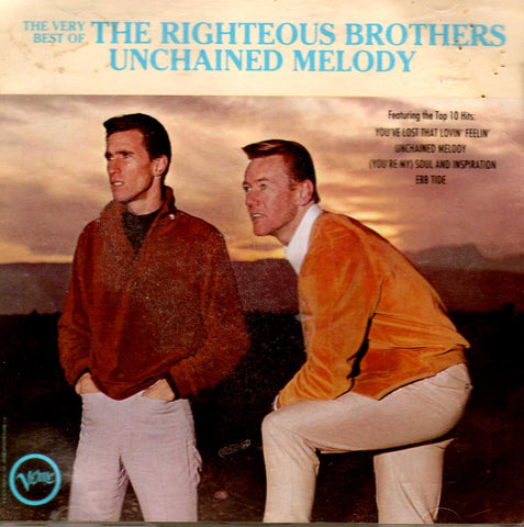 Righteous Brothers - Unchained Melody-CDs-Palm Beach Bookery