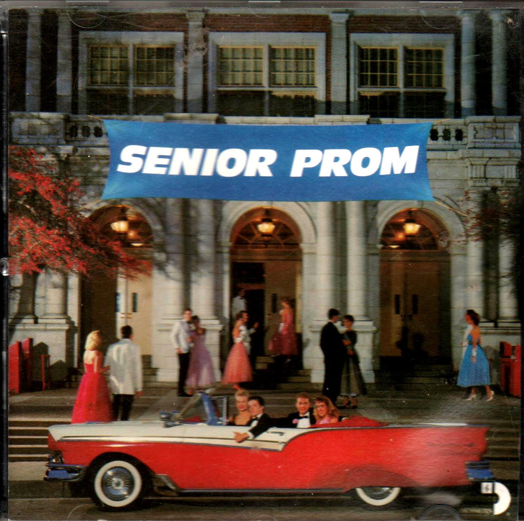 Various Artists - Senior Prom (Disc Two)-CDs-Palm Beach Bookery