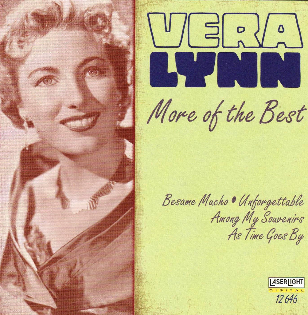 Vera Lynn - More of the Best-CDs-Palm Beach Bookery