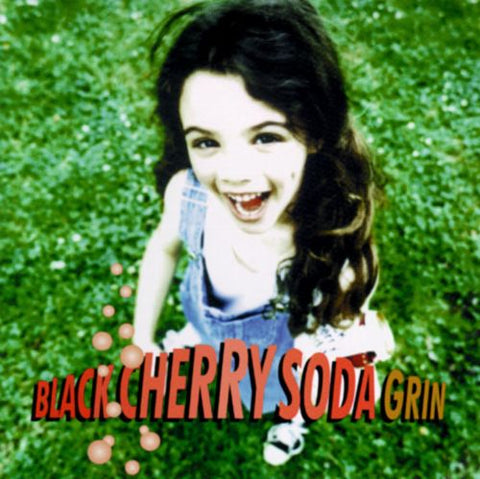 Black Cherry Soda - Grin - Palm Beach Bookery