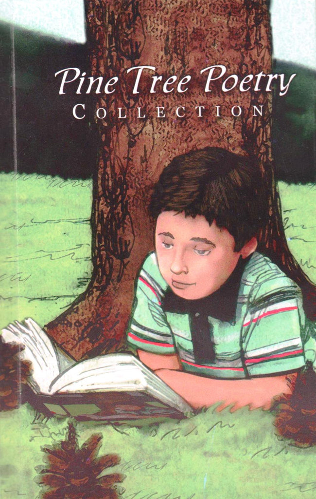 Pine Tree Poetry - Book 19 2007 Collection-Books-Palm Beach Bookery