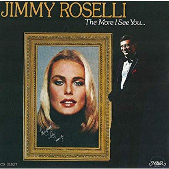 Jimmy Roselli - The More I See You-CDs-Palm Beach Bookery