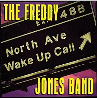 Freddy Jones Band - North Avenue Wake Up-CDs-Palm Beach Bookery