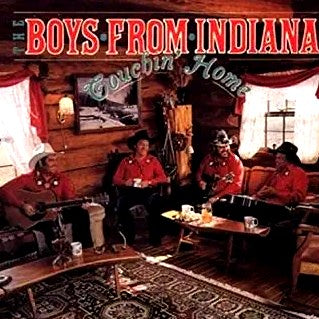 Boys From Indiana - Touchin' Home-CDs-Palm Beach Bookery