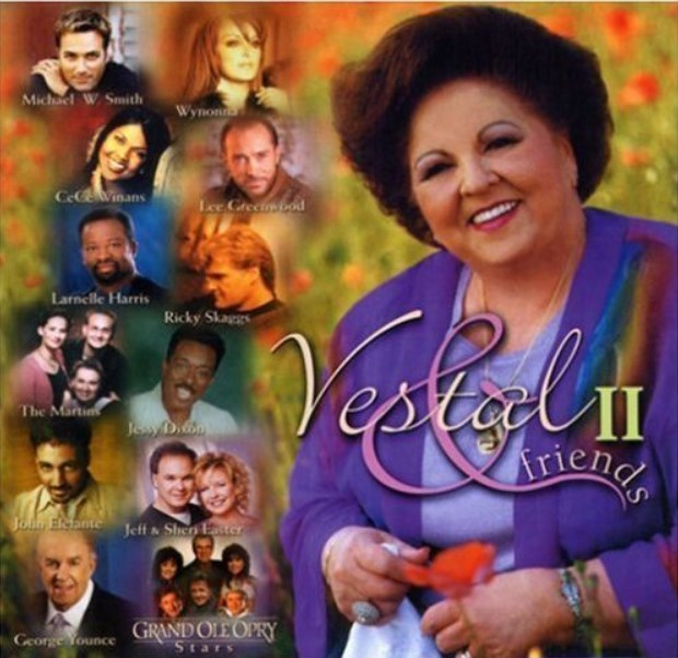 Vestal Goodman - Vestal & Friends 2-CDs-Palm Beach Bookery