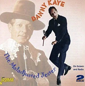 Danny Kaye - The Maladjusted Jester-CDs-Palm Beach Bookery