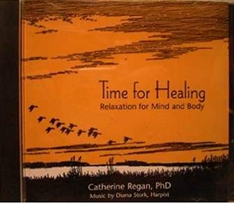 Catherine Regan - Time For Healing (Relaxation For Mind and Body)-CDs-Palm Beach Bookery