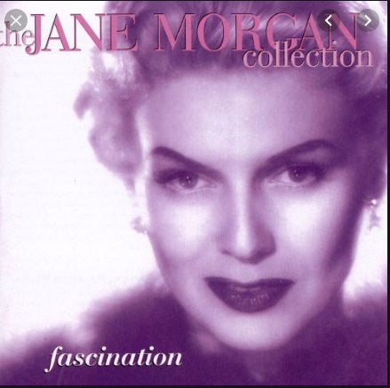 Jane Morgan - Fascination - The Jane Morgan Collection-CDs-Palm Beach Bookery