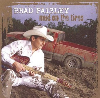 Brad Paisley - Mud On The Tires-CDs-Palm Beach Bookery