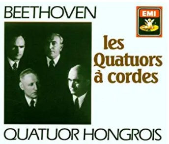 Beethoven: The Complete String Quartets (Les Quatuors a Cordes) Boxed Set-CDs-Palm Beach Bookery