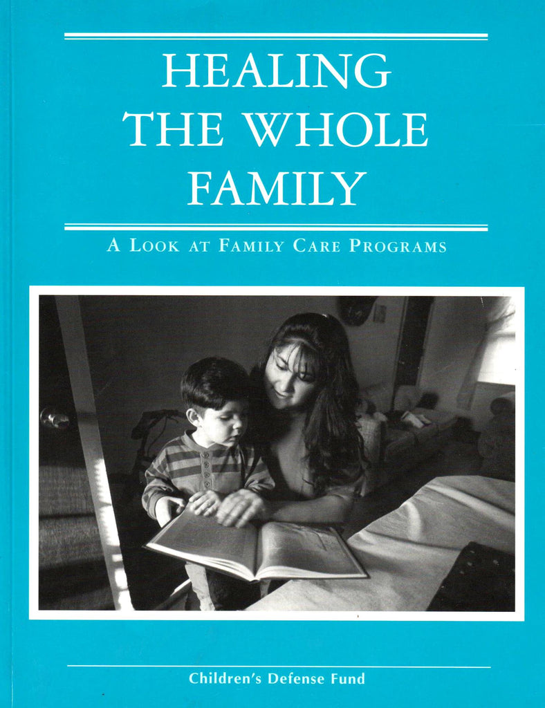Healing the whole family: A look at family care programs-Book-Palm Beach Bookery