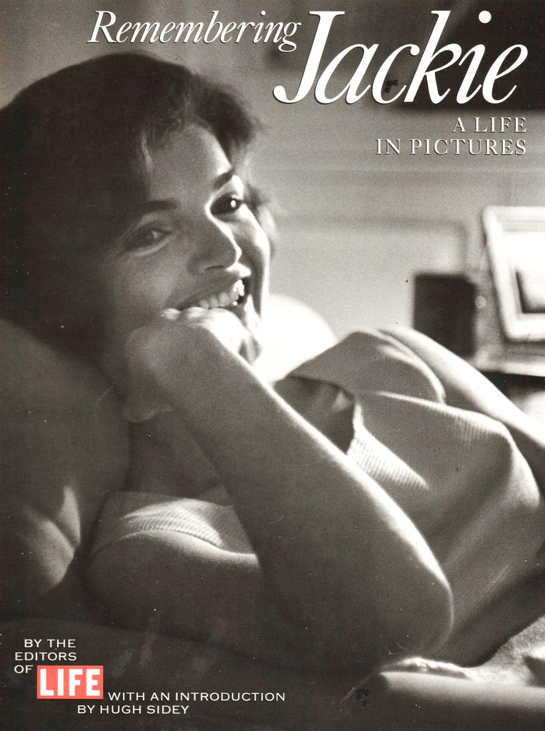Remembering Jackie By: Life Magazine-Books-Palm Beach Bookery