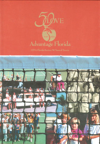 50 love: Advantage Florida - By: Jim Martz-Books-Palm Beach Bookery