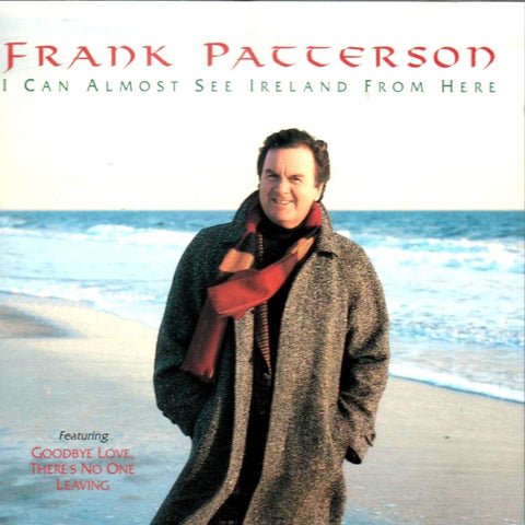 Frank Patterson - I Can Almost See Ireland From Here (CELTIC)-CDs-Palm Beach Bookery