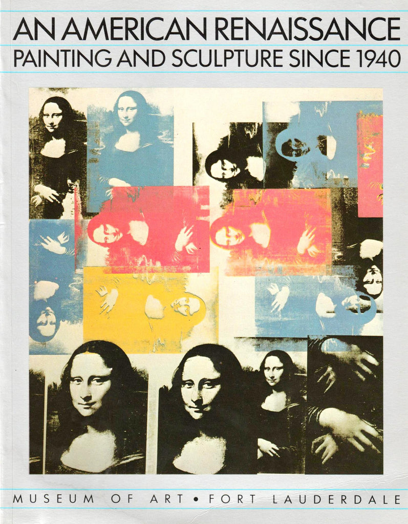 American Renaissance: Painting and Sculpture since 1940. - By: Sam Hunter-Books-Palm Beach Bookery