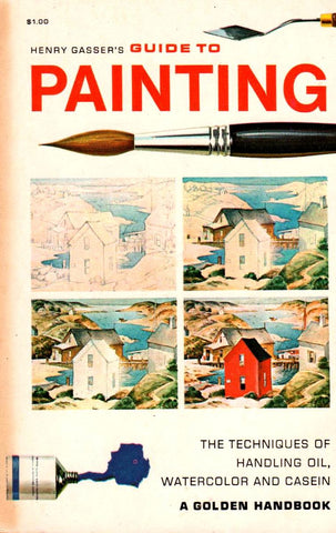 Henry Gasser's Guide to Painting-Book-Palm Beach Bookery