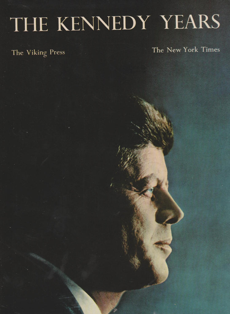 The Kennedy Years (Viking Press - The New York Times) By: Jacques Lowe etc-Books-Palm Beach Bookery