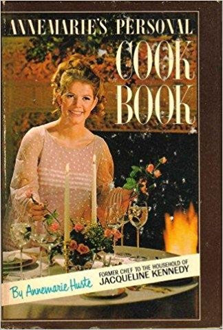 Annemarie's Personal Cook Book-Book-Palm Beach Bookery