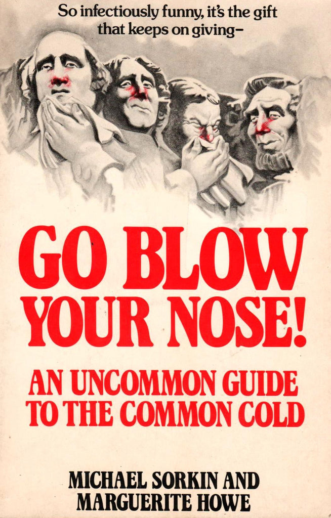 Go Blow Your Nose-Book-Palm Beach Bookery