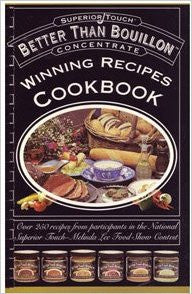 Better Than Bouillon (Winning Recipes Cookbook)-Book-Palm Beach Bookery