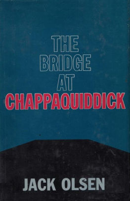The Bridge at Chappaquiddick by Jack Olsen-Books-Palm Beach Bookery