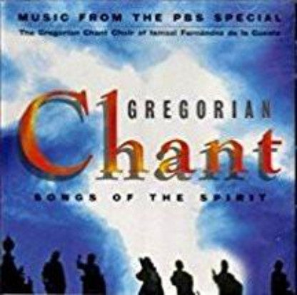 Gregorian Chant: Songs of the Spirit (Music from the PBS Special-CDs-Palm Beach Bookery