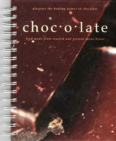 Chocolate: Food Made From Roasted and Ground Cacao Beans-Book-Palm Beach Bookery