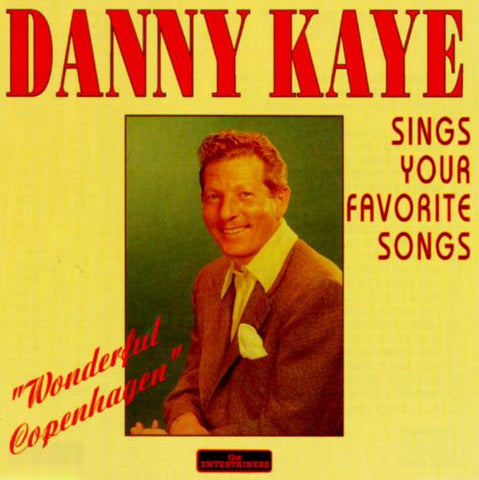 Danny Kaye - Danny Kaye Sings Your Favorite Songs-CDs-Palm Beach Bookery
