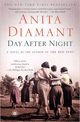DAY AFTER NIGHT BY Diamant, Anita Hardcover - Good Condition-Book-Palm Beach Bookery