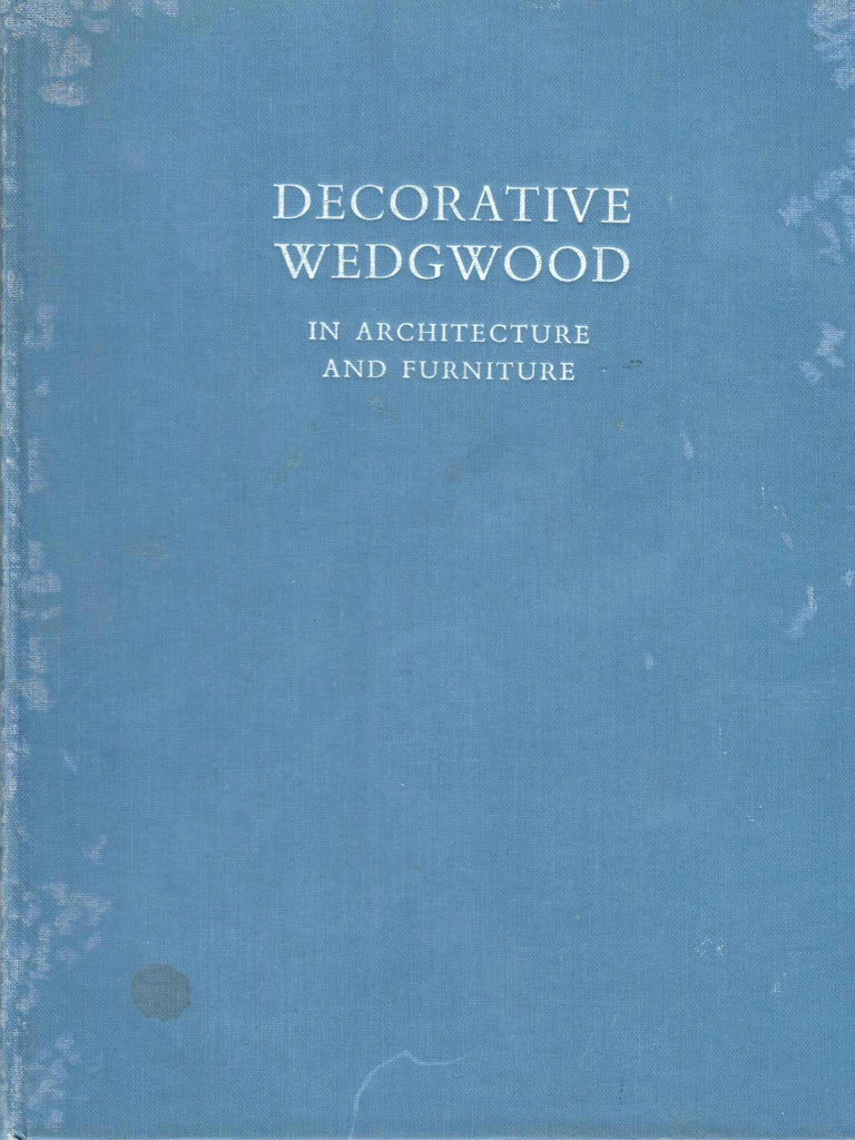 Decorative Wedgwood in architecture and furniture-Book-Palm Beach Bookery